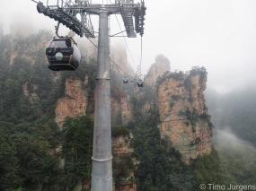 Cable cart Wulingyuan