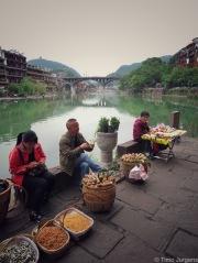 Street food Fenghuang