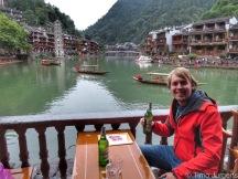 Terrace beer Fenghuang
