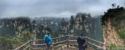 Panorama Zhangjiajie