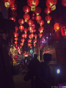 Alley Fenghuang