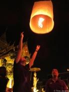 Lantern release Timo