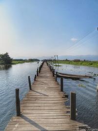 Dock at Maing Thauk
