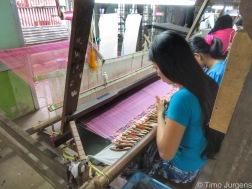 Weavers Amarapura
