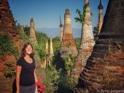 Inthein Pagodas
