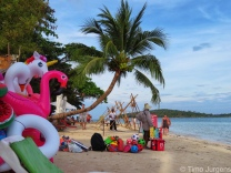 Chawing Beach Koh Samui