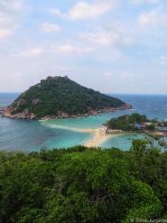 Viewpoint Koh Nang Yuan
