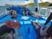 Sleepy upper deck TAO Philippines