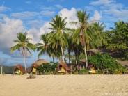 TAO base camp at Daracuton Island