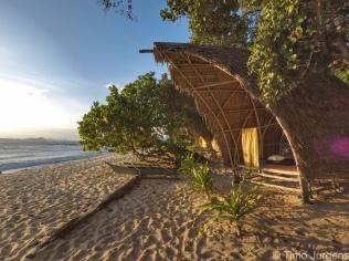 TAO accommodation at Guinto island