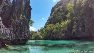 Big lagoon Palawan TAO Philippines