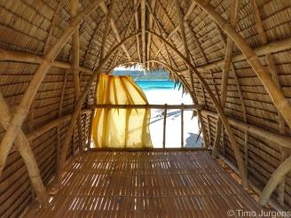 TAO accommodation at Daracuton Island