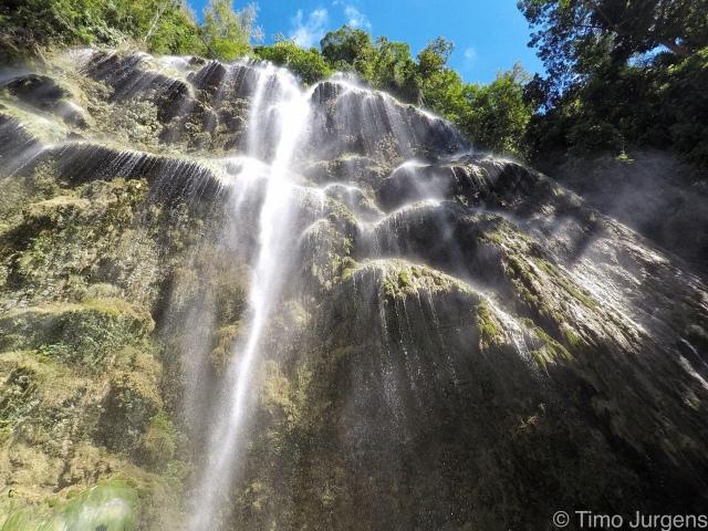 Tumalog waterfall